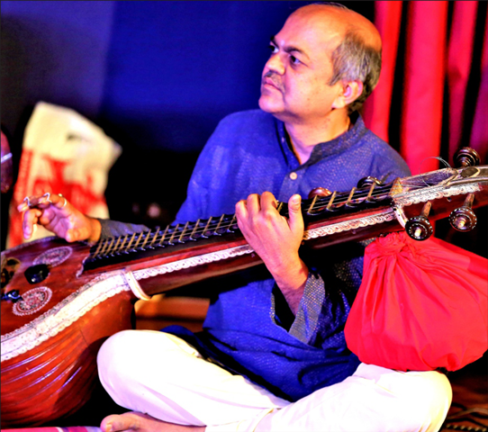 Mr Srikanth Nittur (Carnatic Veena)