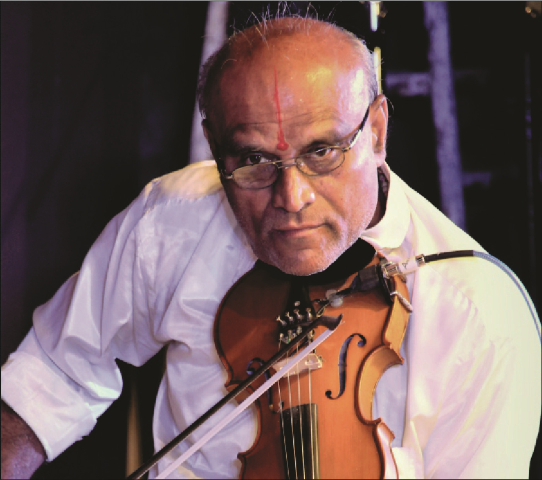 Mr Janardhan Acharya (Carnatic Violin)